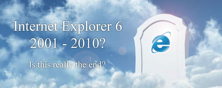 Is Internet Explorer finally dead?